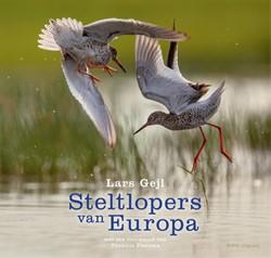 Steltlopers van Europa - vogelgids, voge Gejl, Lars