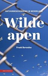 Wilde apen - natuurbeheer in Nederland -natuurbescherming in Nederland Berendse, Frank