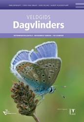 Veldgids Dagvlinders - natuurgids, vlind -DETERMINATIESLEUTELS - NOORDWE ST EUROPA - 148 SOORTEN Wynhoff, Irma