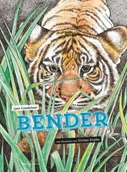 Bender - dierenverhaal over tijgers -Missie Red de Tijger Kandelaar, Lian