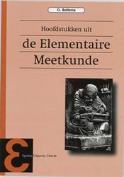 Epsilon uitgaven Hoofdstukken uit de ele Bottema, O.