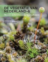 De vegetatie van Nederland -Mossen- en korstmossengemeensc happen Dort, Klaas van