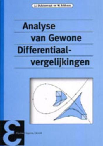 Analyse van gewone differentiaalvergelij Duistermaat, J.J.