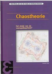 Epsilon uitgaven Chaostheorie -het einde van de voorspelbaarh eid? Broer, H.
