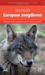Veldgids Europese zoogdieren Twisk, Peter