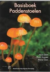Basisboek Paddenstoelen - paddestoelen h Dam, N.