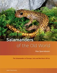 Salamanders of the Old World - amfibieen -the Salamanders of Europe, Asi a and Northern Africa Sparreboom, Max