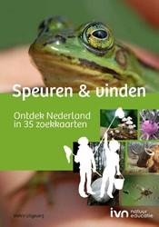 Speuren & vinden -ontdek Nederland in 35 zoekkaa rten Visser, Auke