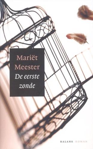 De eerste zonde -BOEK OP VERZOEK Meester, Mariet