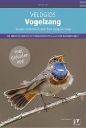 Veldgids Vogelzang - vogelgids vogelgelu -vogels herkennen aan hun zang en roep Vos, Dick de