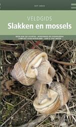 Veldgids Slakken en mossels -meer dan 200 soorten - herkenn ing en verspreiding - compleet Jansen, Bert