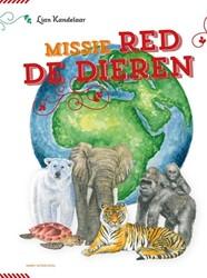 Missie Red de dieren - dierenverhalen vo Kandelaar, Lian