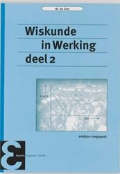 Wiskunde in Werking -analyse toegepast Gee, M. de