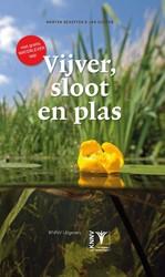 Vijver, sloot en plas -Ontdek de flora en fauna van d e onderwaterwereld Scheffer, Marten