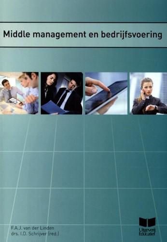Middle management en bedrijfsvoering Linden, F.A.J. van der