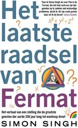 Het laatste raadsel van Fermat -Het verhaal van een stelling d ie de grootste geesten der aar Singh, Simon