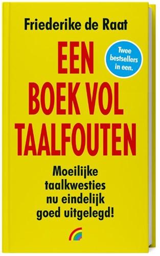 Een boek vol taalfouten Raat, Friederike de
