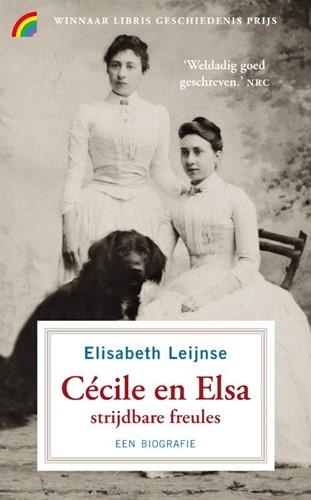 Cecile en Elsa -Strijdbare freules Leijnse, Elisabeth