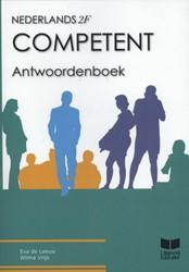 Competent Nederlands 2F Leeuw, Eva de