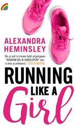 Running like a girl Heminsley, Alexandra