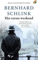 Het eerste weekend Schlink, Bernhard
