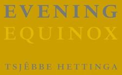 Evening -equinox Hettinga, Tsjebbe