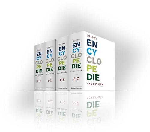 Nieuwe encyclopedie van Fryslan