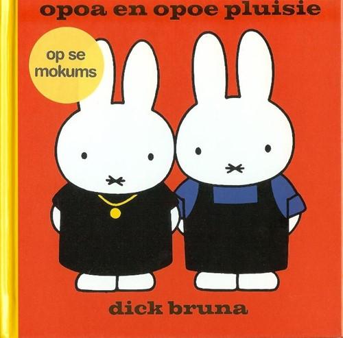 opoa en opoe pluisie op se Mokums -op se mokums Bruna, Dick