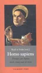 Homo sapiens!  Thomas van Aquino en -Thomas van Aquino en de vraag naar de mens