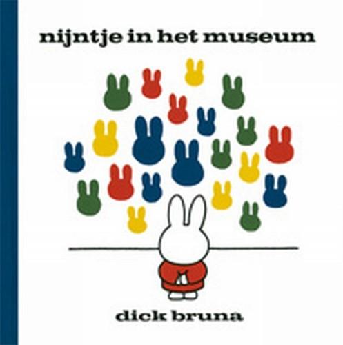 Nijntje in het museum -B00519 000519 Bruna, Dick