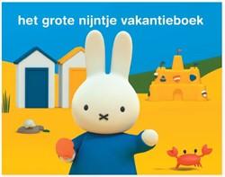 het grote nijntje vakantieboek -activiteitenboek Bruna, Dick