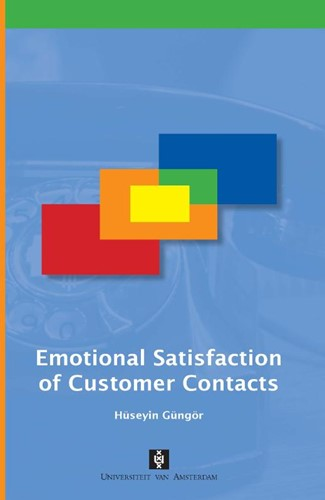 Emotional Satisfaction of Customer Conta -BOEK OP VERZOEK Gungor, Huseyin