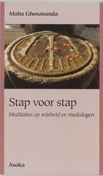 Dharma Pocket Stap voor stap -meditaties op wijsheid en mede dogen Ghosananda, Maha