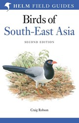 Field Guide to Birds of South East Asia -second edition Robson, Craig