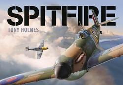 Spitfire Holmes, Tony