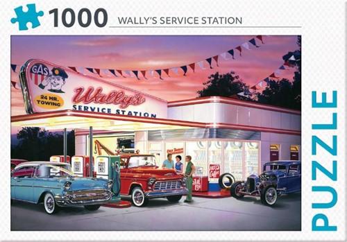 Rebo legpuzzel 1000 stukjes - Wally&apos