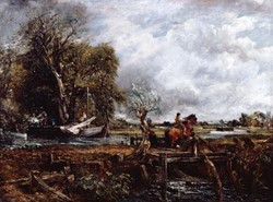 John Constable. The Leaping Horse -The Leaping Horse Humphreys, Richard
