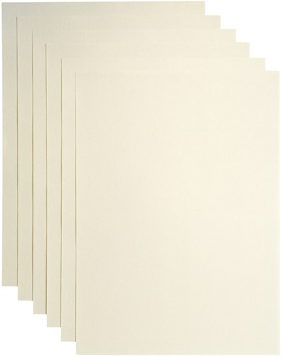 KOPIEERPAPIER PAPICOLOR A4 200GR IVOOR -KOPIEERPAPIER GEKLEURD 601331 Kopieerpapier motif a4 160gr azuurblauw