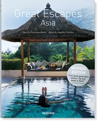 GREAT ESCAPES ASIA. UPDATED EDITION 1