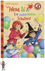 Hexe Lilli. Ein zauberhaftes Schulfest -Der Bucherbar. Hexe Lilli f? ?r Erstleser Knister