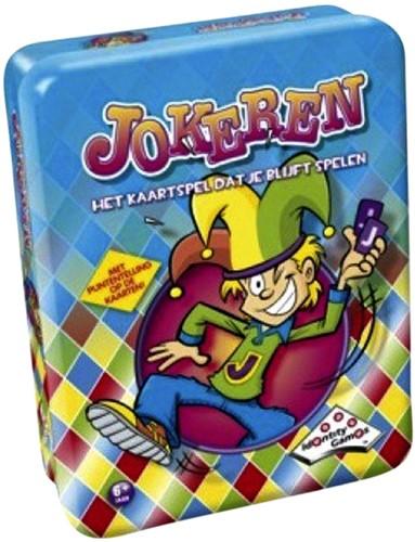 Spel jokeren -S1695 01695