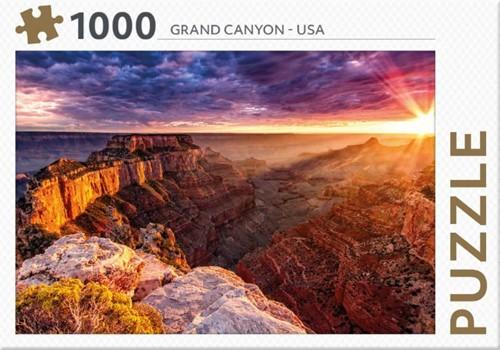 Rebo legpuzzel 1000 stukjes - Grand Cany