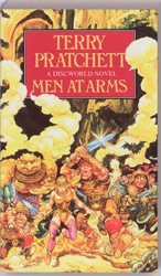 Men at Arms -CORGI POCKET Pratchett, Terry