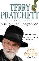 A Slip of the Keyboard -Collected Non-Fiction Pratchett, Terry