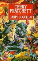 DISCWORLD (23): CARPE JUGULUM -CORGI POCKET TERRY PRATCHETT