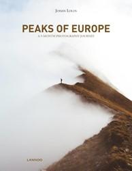 PEAKS OF EUROPE -A photographer's journey Lolos, Johan
