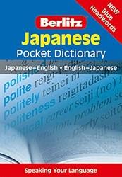 Japanese Pocket Dictionary -Japanese-english / English-jap anese Berlitz Publishing