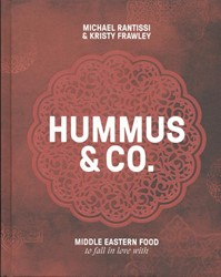 Rantissi*Hummus and Co -Fresh, modern Middle Eastern f lavours for every day Rantissi, Michael