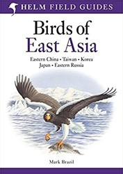 Birds of East Asia Brazil, Mark