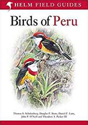 Birds of Peru Schulenberg, Thomas S